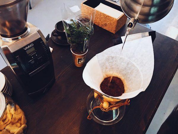 chemex slow koffie branderij